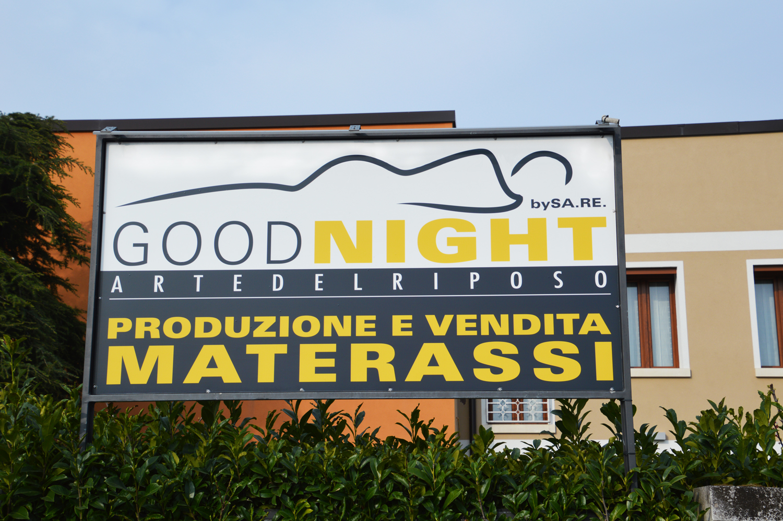 Goodnight by Sa.Re. materassi in memory foam padova